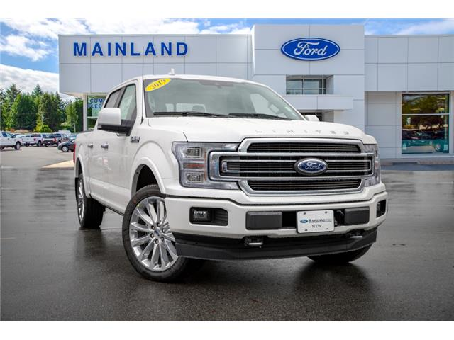 2019 Ford F-150 Limited (Stk: 9F18032) in Vancouver - Image 1 of 29