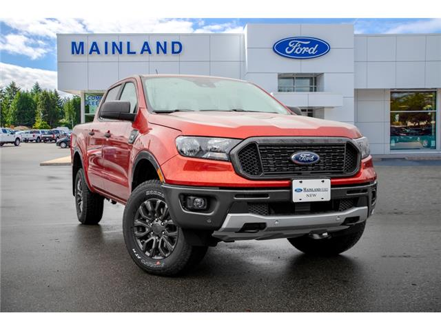 2019 Ford Ranger XLT (Stk: 9RA3741) in Vancouver - Image 1 of 26