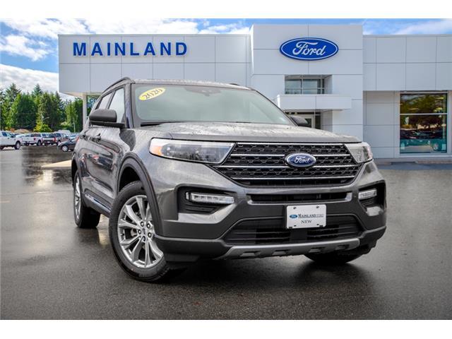 2020 Ford Explorer XLT (Stk: 20EX4057) in Vancouver - Image 1 of 28