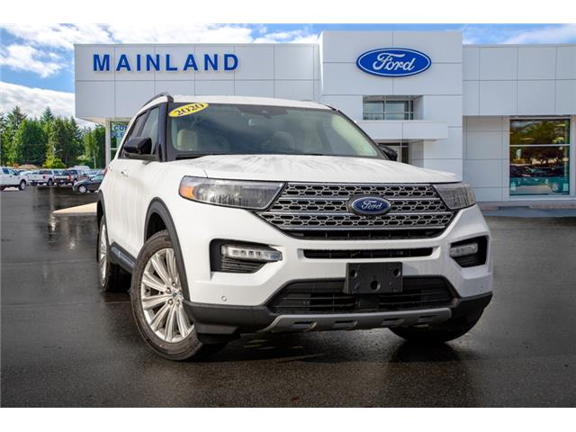 2020 Ford Explorer Limited (Stk: 20EX7930) in Vancouver - Image 1 of 27