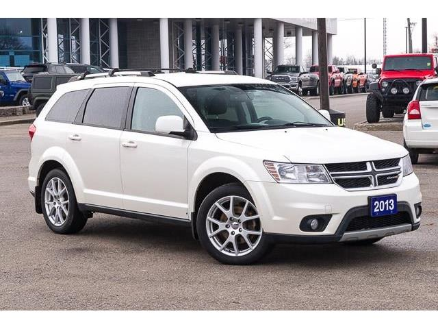 2013 Dodge Journey SXT/Crew (Stk: 27096UZ) in Barrie - Image 1 of 27