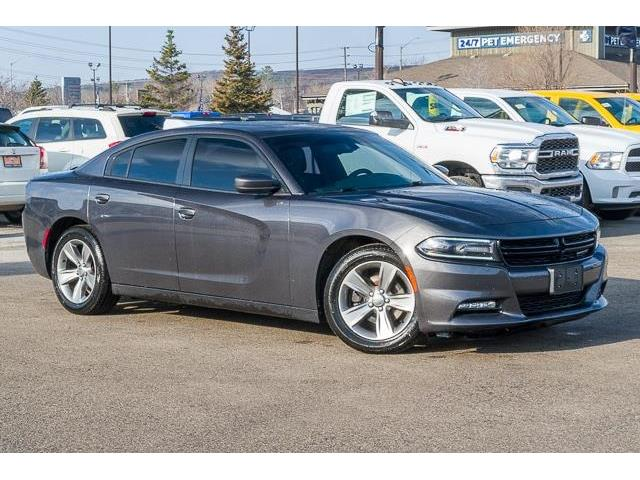 2017 Dodge Charger SXT (Stk: 27142URJ) in Barrie - Image 1 of 27