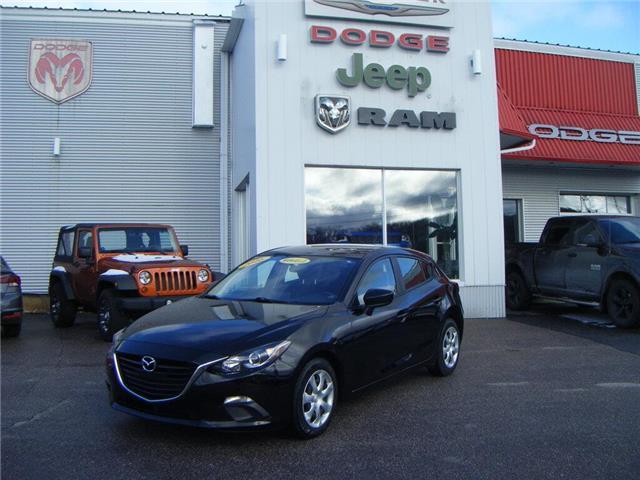 2016 Mazda Mazda3 Sport GX (Stk: MU862) in Mont-Laurier - Image 1 of 19