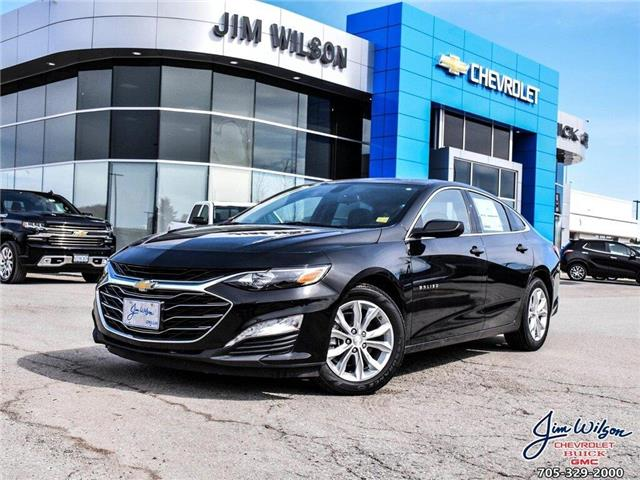 2019 Chevrolet Malibu LT (Stk: 2019358) in Orillia - Image 1 of 26