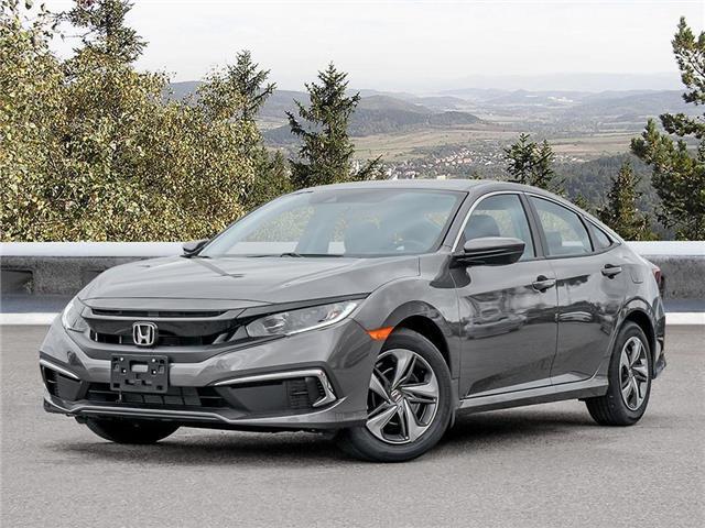 2020 Honda Civic LX (Stk: 20117) in Milton - Image 1 of 23