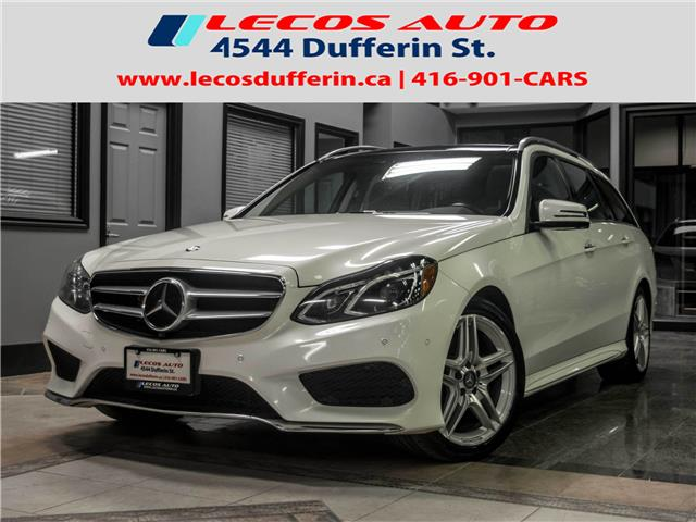 2014 Mercedes-Benz E-Class  (Stk: 042224) in Toronto - Image 1 of 30
