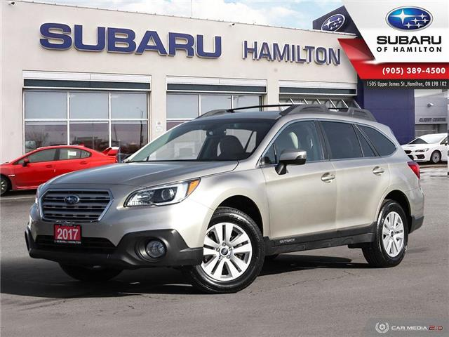 2017 Subaru Outback 2.5i Touring (Stk: S8007A) in Hamilton - Image 1 of 28