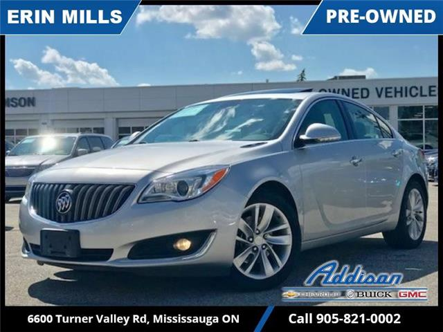 2014 Buick Regal Turbo Premium II (Stk: UM13999) in Mississauga - Image 1 of 18