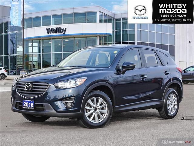 2016 Mazda CX-5 GS (Stk: P17524) in Whitby - Image 1 of 27