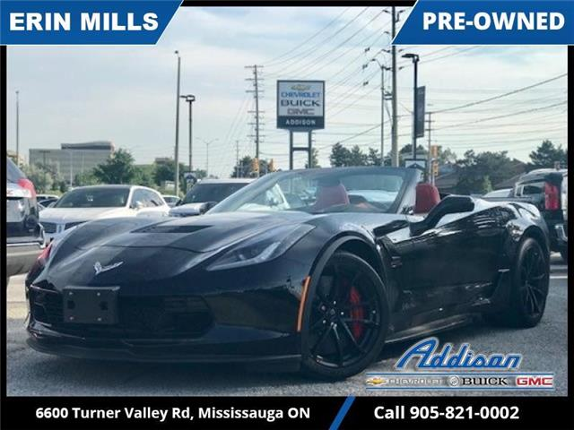 2019 Chevrolet Corvette Grand Sport (Stk: UM10401) in Mississauga - Image 1 of 21