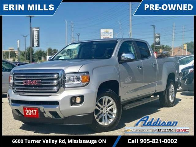 2017 GMC Canyon SLT (Stk: UM267880) in Mississauga - Image 1 of 18