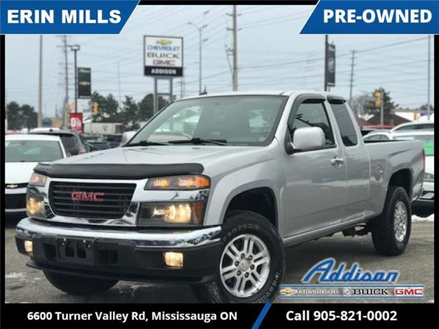 2011 GMC Canyon SLE (Stk: UM39695) in Mississauga - Image 1 of 18