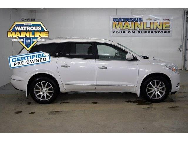 2017 Buick Enclave Leather (Stk: K1318A) in Watrous - Image 1 of 30