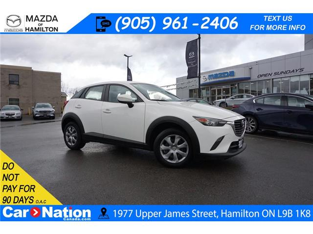 2017 Mazda CX-3 GX (Stk: HU953) in Hamilton - Image 1 of 35