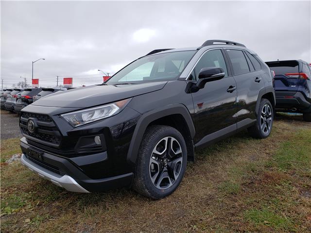 2020 Toyota RAV4 Trail (Stk: 20-350) in Etobicoke - Image 1 of 4
