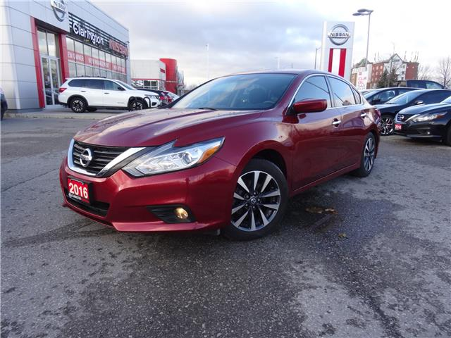 2016 Nissan Altima 2.5 SV (Stk: GN336829) in Bowmanville - Image 1 of 28