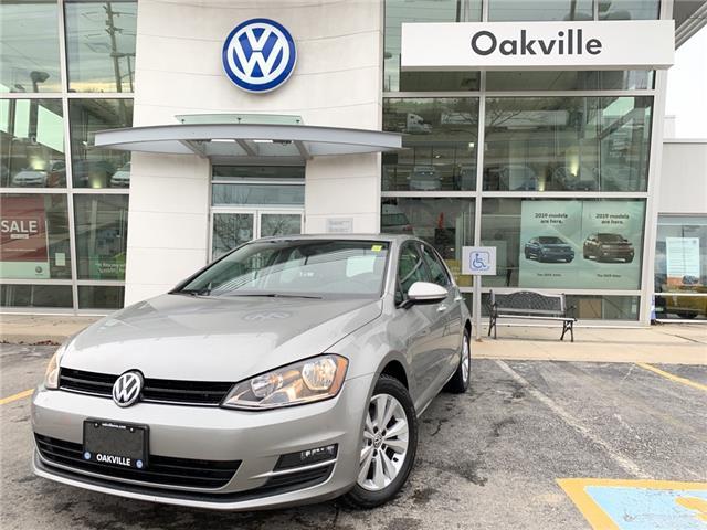 2016 Volkswagen Golf 1.8 TSI Comfortline (Stk: 7037V) in Oakville - Image 1 of 15