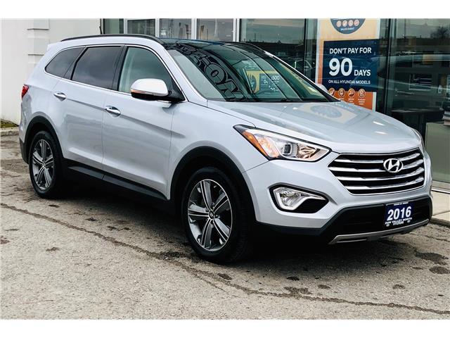 2016 Hyundai Santa Fe XL Limited (Stk: 8157H) in Markham - Image 1 of 26