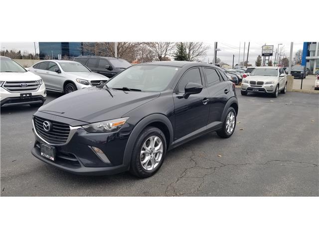 2016 Mazda CX-3 GS (Stk: 358-54) in Oakville - Image 1 of 12