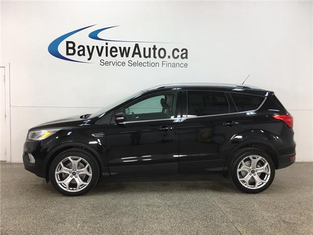2019 Ford Escape Titanium (Stk: 35952J) in Belleville - Image 1 of 26
