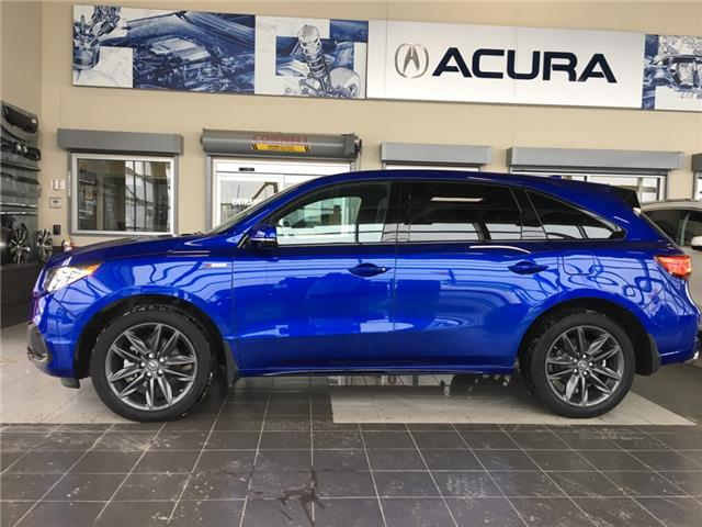 2019 Acura MDX A-Spec (Stk: A4139) in Saskatoon - Image 2 of 21