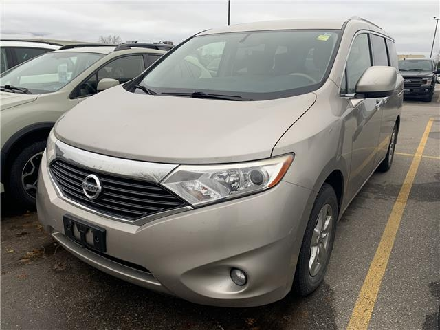 2013 Nissan Quest 3.5 SV (Stk: D9060618) in Sarnia - Image 1 of 3