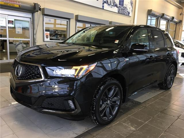 2020 Acura MDX A-Spec (Stk: 50042) in Saskatoon - Image 1 of 20