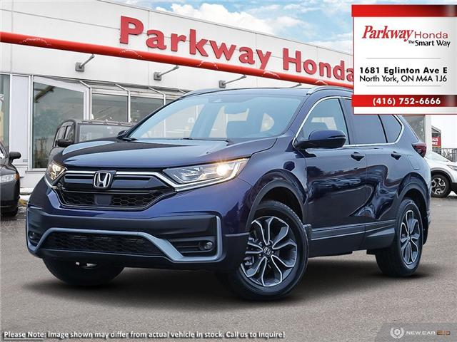 2020 Honda CR-V EX-L (Stk: 25000) in North York - Image 1 of 23