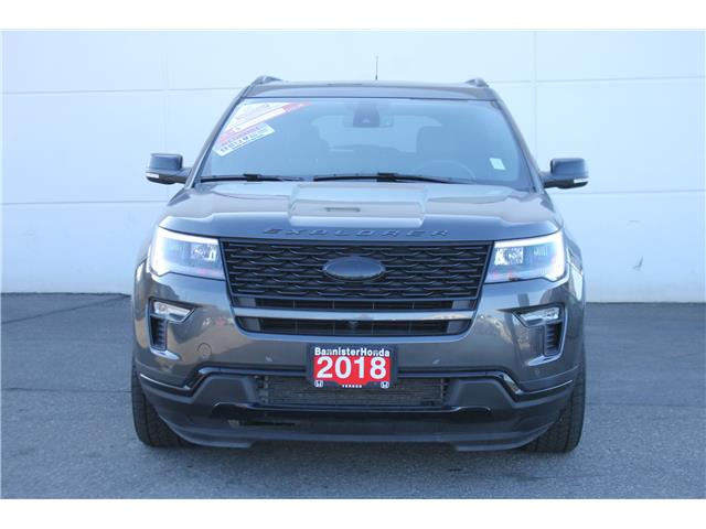 2018 Ford Explorer Sport (Stk: 19-331A) in Vernon - Image 2 of 16