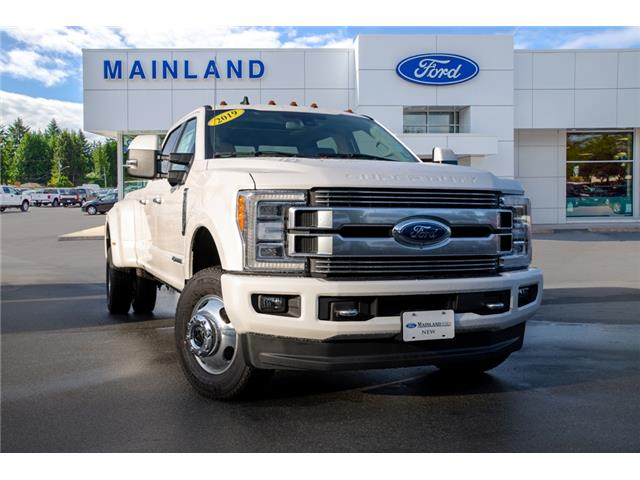 2019 Ford F-350 Limited (Stk: 9F31164) in Vancouver - Image 1 of 30