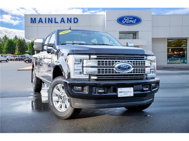 2019 Ford F-350 Platinum (Stk: 9F31165) in Vancouver - Image 1 of 30