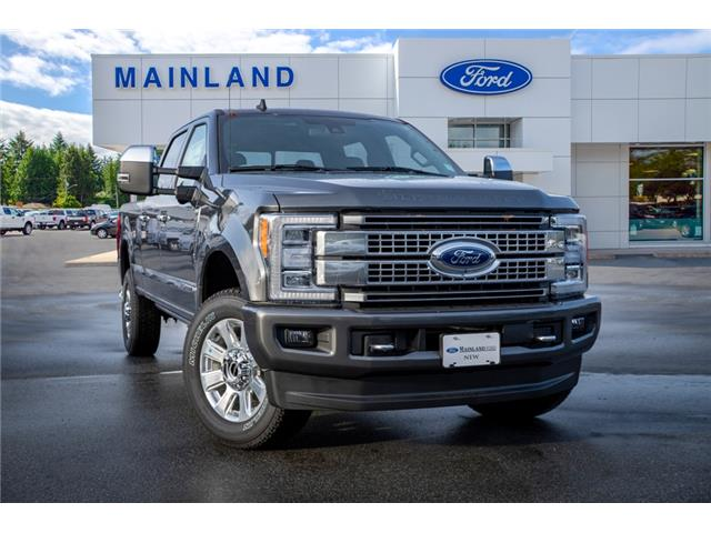 2019 Ford F-350 Platinum (Stk: 9F31166) in Vancouver - Image 1 of 30