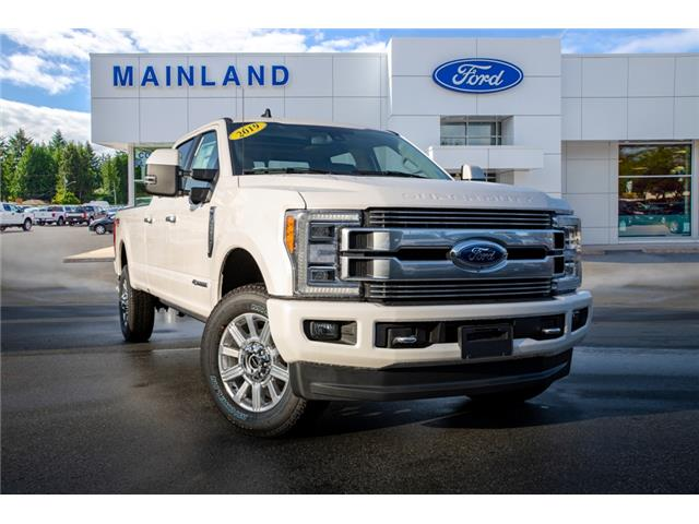 2019 Ford F-350 Limited (Stk: 9F37686) in Vancouver - Image 1 of 30