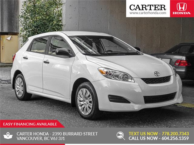 2012 Toyota Matrix Base (Stk: B74391) in Vancouver - Image 1 of 22