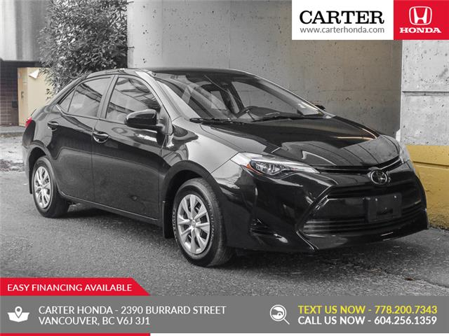 2017 Toyota Corolla CE (Stk: 2K28391) in Vancouver - Image 1 of 24