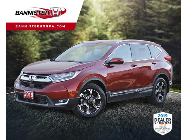 2018 Honda CR-V Touring (Stk: L19-125) in Vernon - Image 1 of 14