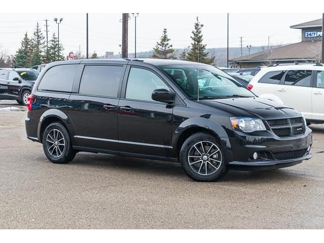 2019 Dodge Grand Caravan CVP/SXT (Stk: 27119UR) in Barrie - Image 1 of 28