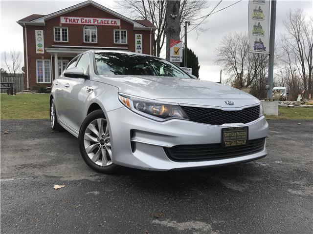 2018 Kia Optima  (Stk: 5482) in London - Image 1 of 23