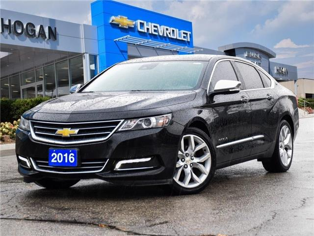 2016 Chevrolet Impala 2LZ (Stk: A173941) in Scarborough - Image 1 of 28