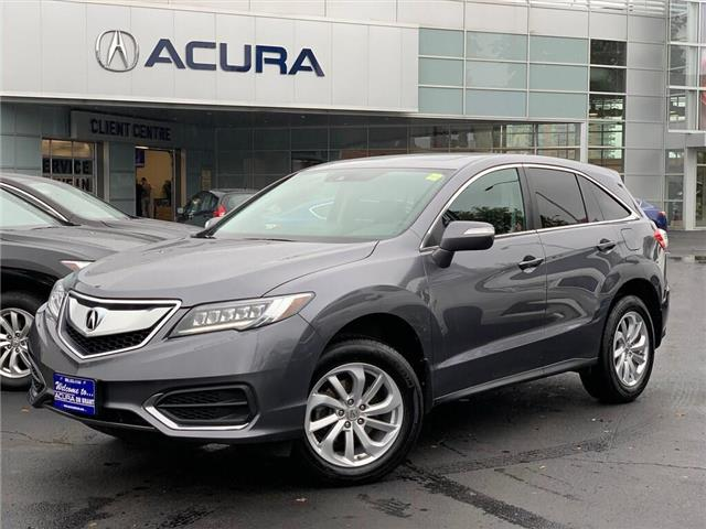 2017 Acura RDX Tech (Stk: 4130) in Burlington - Image 1 of 30