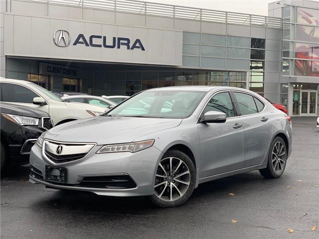 2017 Acura TLX Base (Stk: 4163) in Burlington - Image 1 of 1