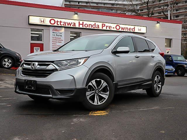 2017 Honda CR-V LX (Stk: H8046-0) in Ottawa - Image 1 of 26