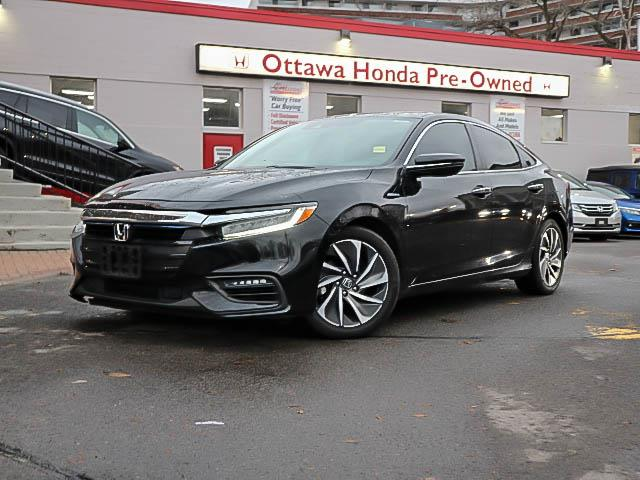 2019 Honda Insight Touring (Stk: 32004-1) in Ottawa - Image 1 of 27