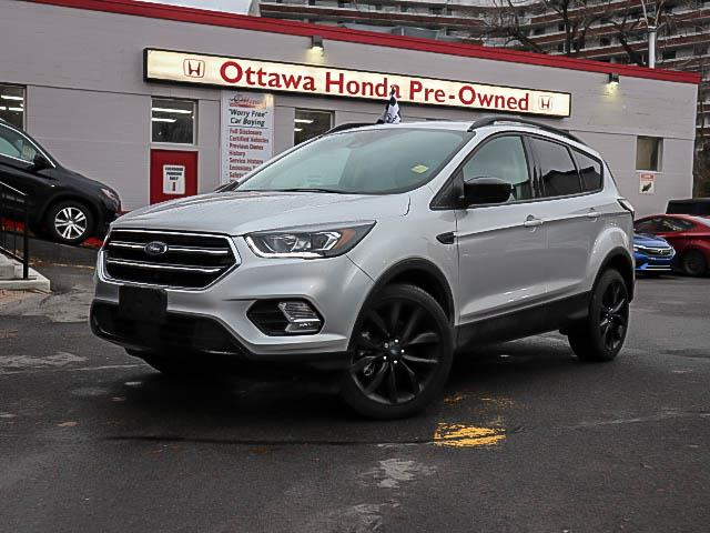 2018 Ford Escape SE (Stk: 31582-1) in Ottawa - Image 1 of 27
