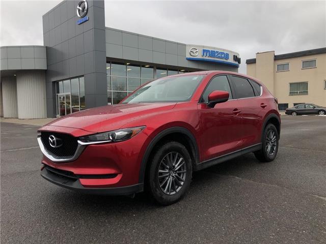 2017 Mazda CX-5 GS (Stk: 19P087) in Kingston - Image 1 of 2
