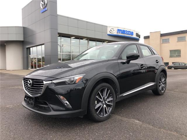 2018 Mazda CX-3 GT (Stk: 19T177A) in Kingston - Image 1 of 17