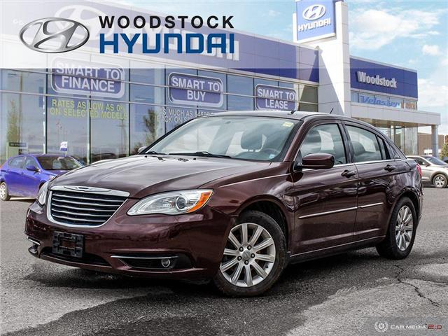 2012 Chrysler 200 Touring (Stk: HD18047A) in Woodstock - Image 1 of 27