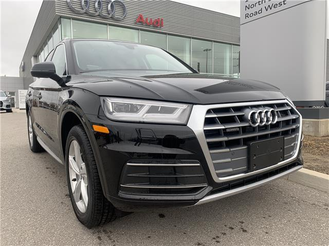 2020 Audi Q5 45 Progressiv (Stk: 51248) in Oakville - Image 1 of 21