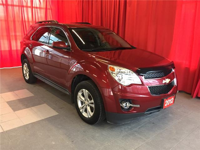 2012 Chevrolet Equinox 1LT (Stk: K19388A) in Listowel - Image 1 of 16