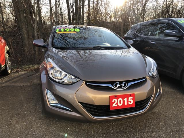 2015 Hyundai Elantra Sport Appearance (Stk: 93861) in Smiths Falls - Image 1 of 1